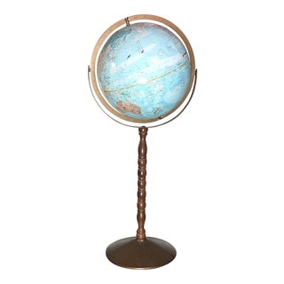 Replogle Globemaster Legend Floor Globe For Sale