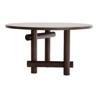 Egg Collective Kenny Dining Table - Round For Sale