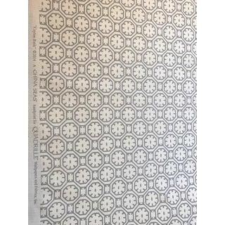 """Ceylon Batik"" China Seas for Quadrille Fabric For Sale"