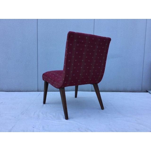 1960's Modern Slipper Chair - Image 5 of 9