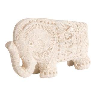 Flavia Montelupo for Bitossi Italian Elephant