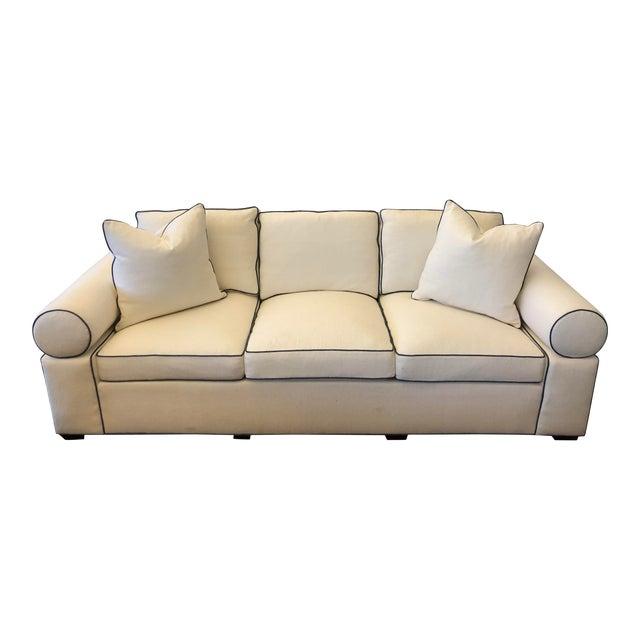 Modern Hickory Kennedy Sofa For Sale