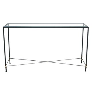 Chloé Metal Console For Sale