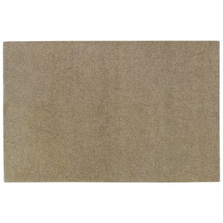 Stark Studio Rugs Contemporary New Oriental Handwoven 100% Wool Rug - 5′6″ × 8′6″ For Sale