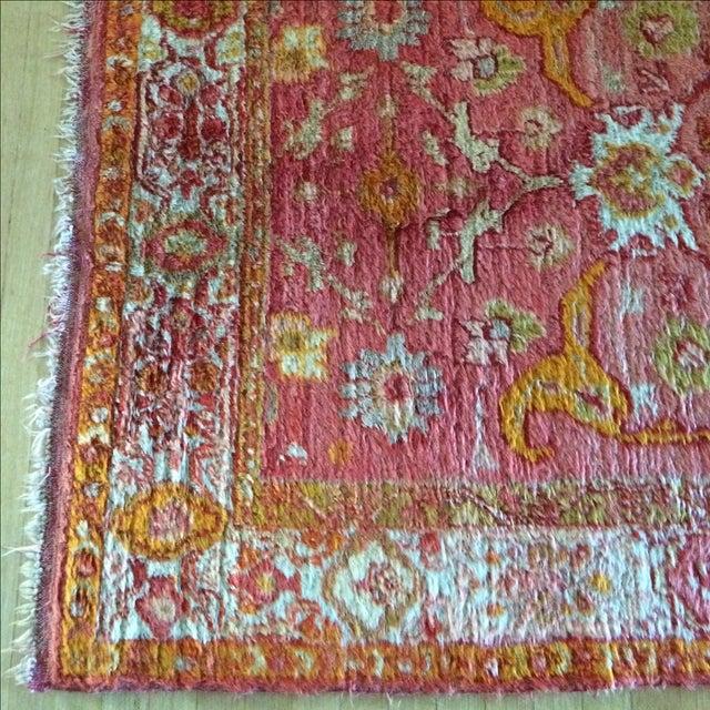 Silk Oriental Rug - 3'5'' x 6' - Image 5 of 7