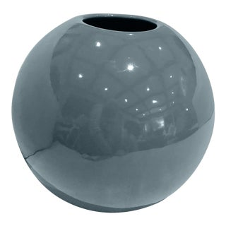 Haeger Pottery Sphere Vase For Sale