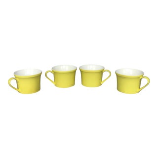 1970s Mikasa Mexicana by Ben Seibel Coffee Cups - Set of 4 For Sale