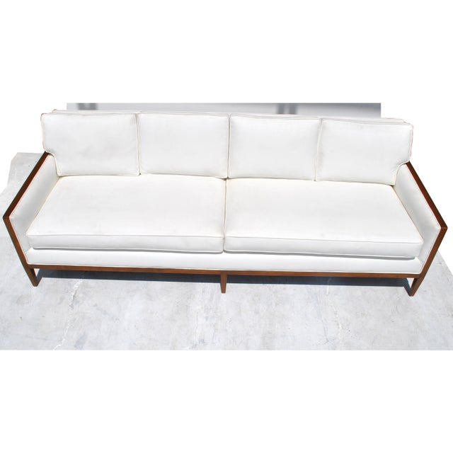 Vintage Restored Stow Davis Sofa For Sale In Houston - Image 6 of 12