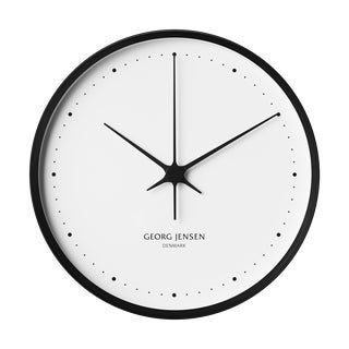Georg Jensen Modern Henning Koppel Clock For Sale