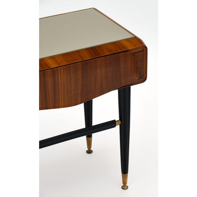 Italian Mid-Century Side Tables - a Pair For Sale - Image 4 of 12