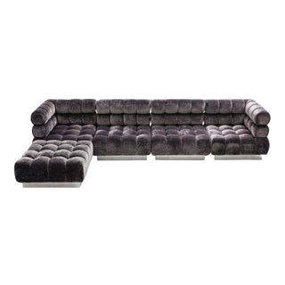 Todd Merrill Custom Originals, Double Tufted Sectional, USA , 2016