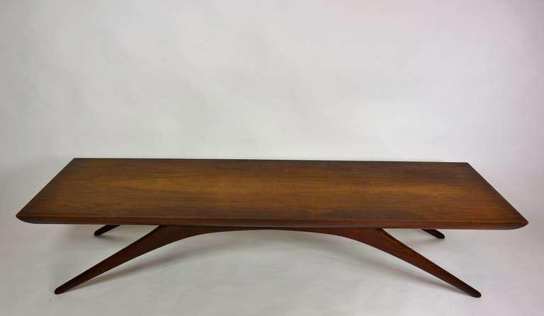 Exceptional Vladimir Kagan Coffee Table   Image 2 Of 6