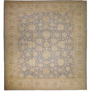 """Ziegler Hand-Knotted Luxury Rug - 8'4"""" x 10'4"""" For Sale"""