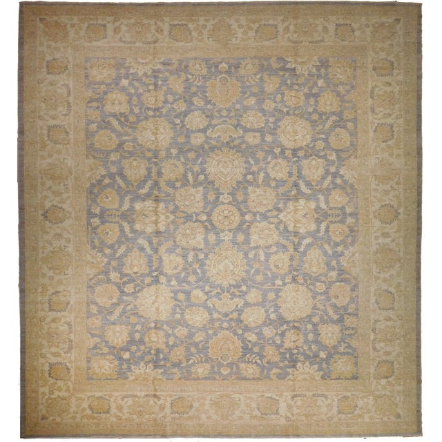 """Ziegler Hand-Knotted Luxury Rug - 8'4"""" x 10'4"""" - Image 1 of 3"""