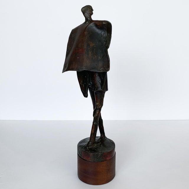 Carole Harrison Figurative Matador Sculpture For Sale - Image 4 of 13
