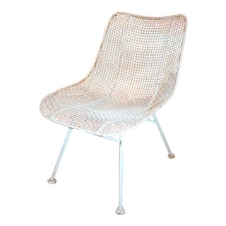 Woodard Jet Age Wire Mesh Outdoor Chairs - Set of 24 For Sale