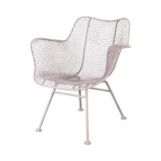 Woodard Sculptura Occasional Chair Mid Century Modern For Sale