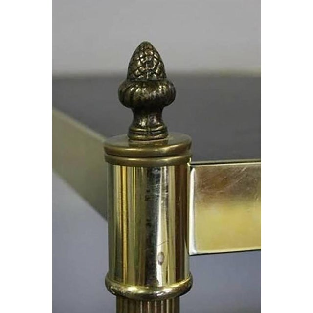 Hollywood Regency Brass Etageres - A Pair - Image 8 of 9
