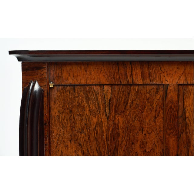 French Art Deco Period Rosewood Buffet For Sale - Image 9 of 10
