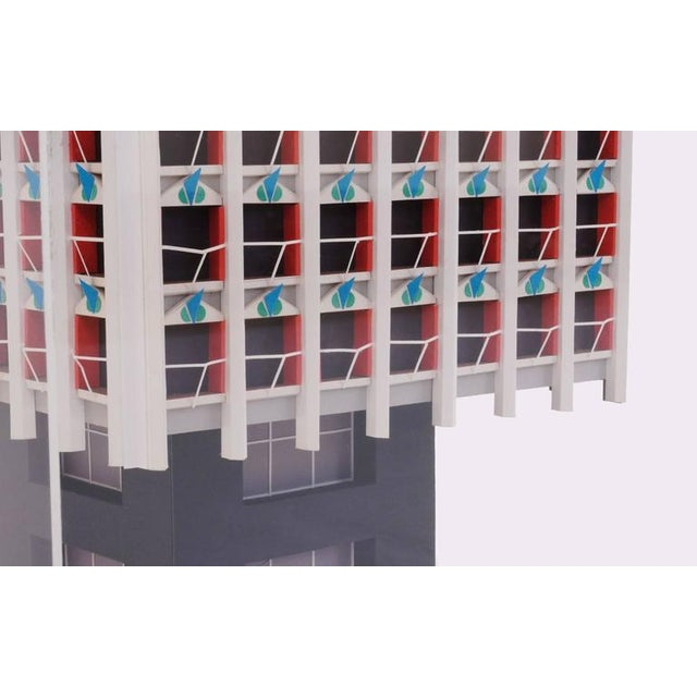 Irving Harper Architectural Sculpture from His Paper Sculpture Series For Sale - Image 9 of 9