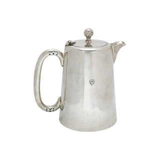 1920s the Mogul Line Steamship Coffee Pot