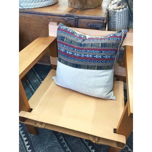 This pillow is made by House of Cindy, an industry leader in sustainable design and home goods decor. It's founder, Cindy...