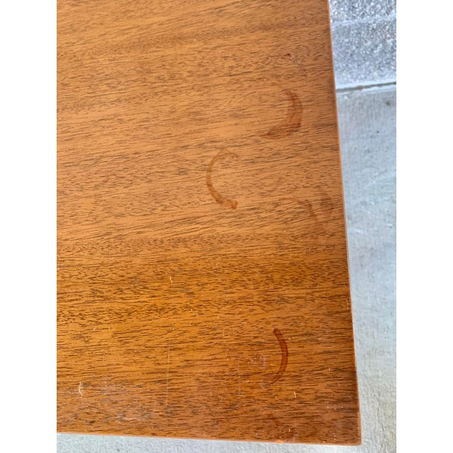 1960s Vintage Mid-Century Modern Nightstand For Sale - Image 5 of 10