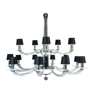 Donghia Stellare Two Tier Chandelier For Sale