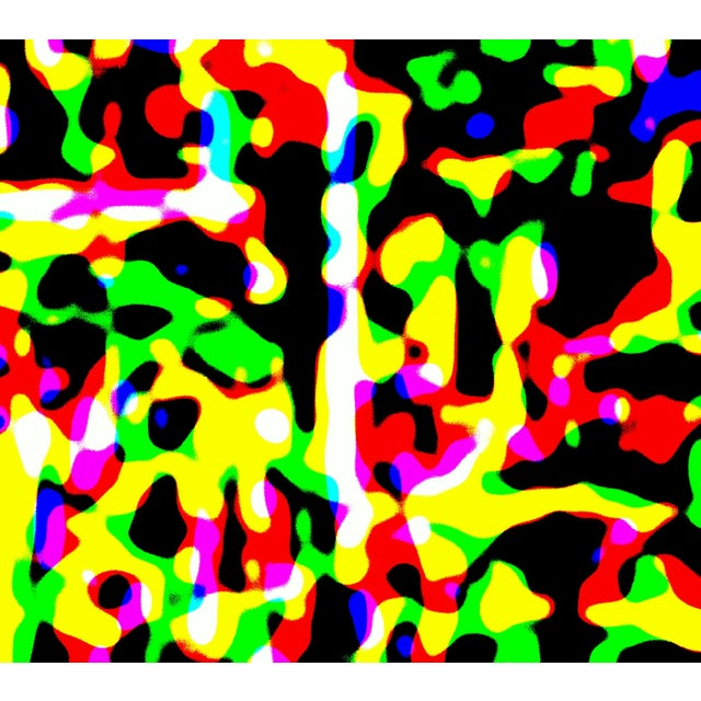 Abstract Expressionism Suga Lane Untitled 3056-103-10 Limited Edition Print For Sale - Image 3 of 3