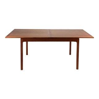 Vintage Danish Teak Dining Table For Sale