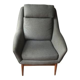 Folke Ohlsson Danish Modern Occasional Chair