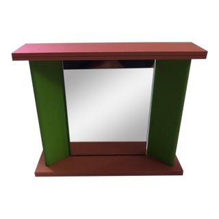 Marutomi Marco Zanini Designed Mirror For Sale