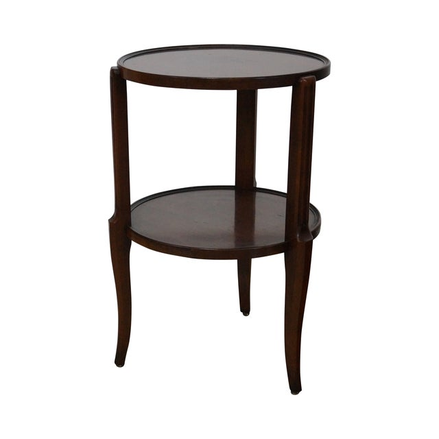 Widdicomb Vintage French Louis XV Style Side Table - Image 1 of 10