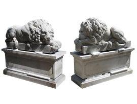 Image of Mediterranean Statues