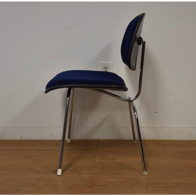 Eames Herman Miller Dcm Eames Chair For Sale - Image 4 of 8