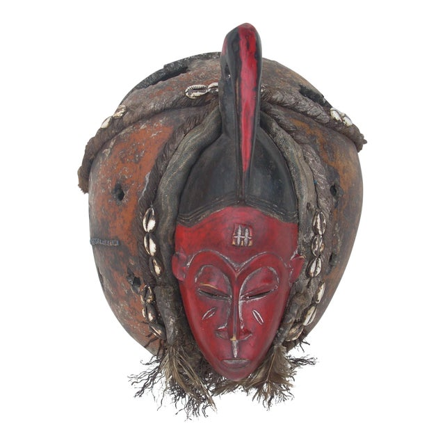 Guro Tribe Mask - Image 1 of 6