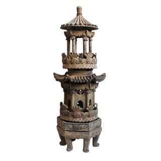 Terracotta Pagoda For Sale
