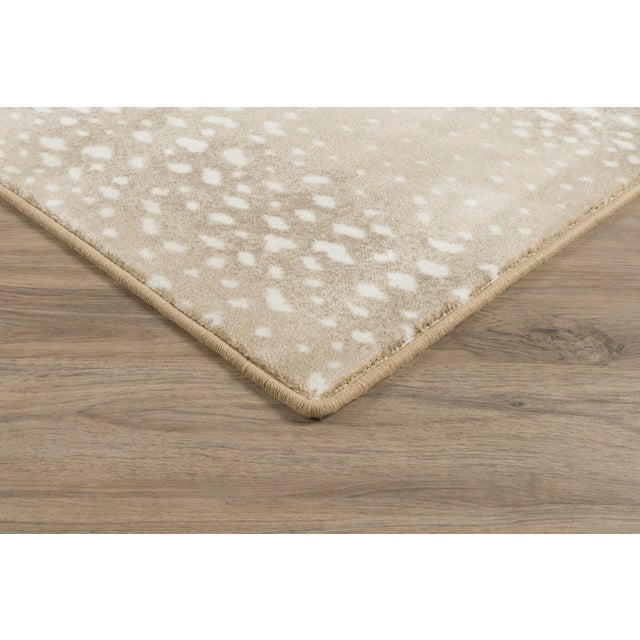 "Contemporary Stark Studio Rugs Deerfield Almond Rug - 3'11"" X 5'10"" For Sale - Image 3 of 6"