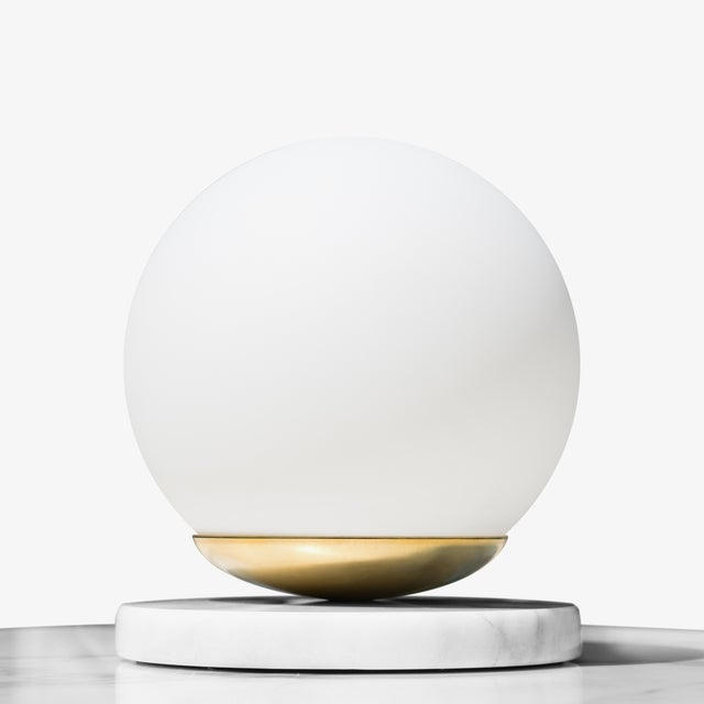 Not Yet Made - Made To Order Artifact Accent Light in Carrara Marble by Object Refinery For Sale - Image 5 of 5