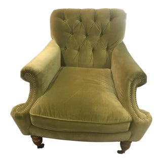 Ralph Lauren Oversized Club Chair For Sale