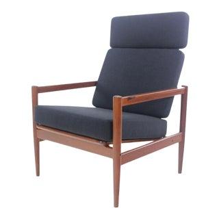 Borg Jensen Scandinavian Lounge Chair For Sale