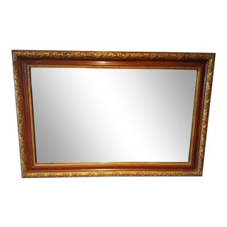 Antique Rectangular Mirror - Found in England For Sale