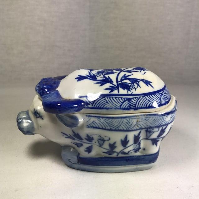 Chinese Water Buffalo Box - Image 9 of 9