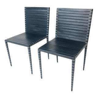 Matteo Grassi Dining Chairs For Sale