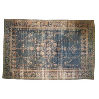 "Vintage Distressed Sparta Carpet - 8'1"" X 12'5"""