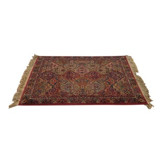 "Contemporary Bokhara Rug - 52"" x 83"""