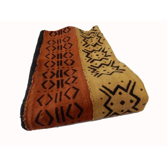 Mali Mud Cloth Textile - Image 7 of 7