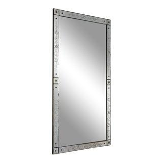 Large Italian Venetian Mirror For Sale