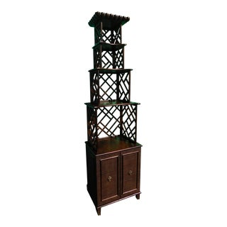 gently used vintage chippendale furniture for sale at chairish. Black Bedroom Furniture Sets. Home Design Ideas