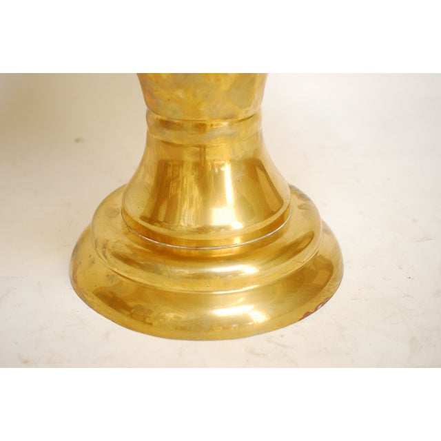 Large Brass Champagne Trophy Urn - Image 6 of 6